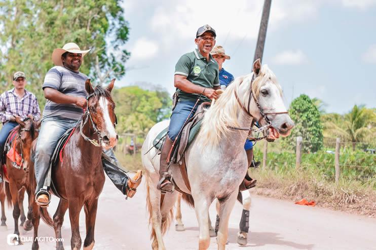 Canavieiras: Centenas de Cavaleiros e amazonas participaram da I Marcha Amigos de Ouricana 170