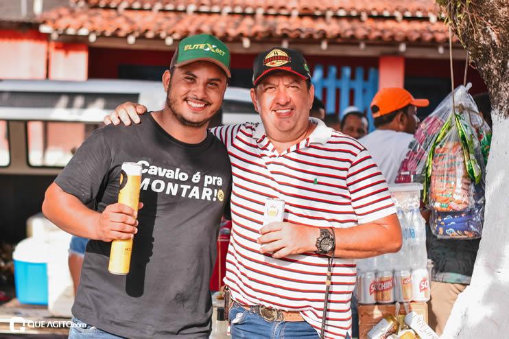 Canavieiras: Centenas de Cavaleiros e amazonas participaram da I Marcha Amigos de Ouricana 210