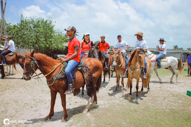 Canavieiras: Centenas de Cavaleiros e amazonas participaram da I Marcha Amigos de Ouricana 302