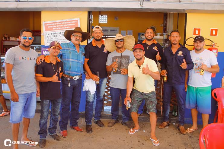 Canavieiras: Centenas de Cavaleiros e amazonas participaram da I Marcha Amigos de Ouricana 300