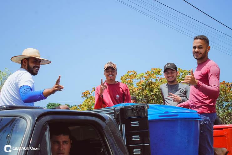 Canavieiras: Centenas de Cavaleiros e amazonas participaram da I Marcha Amigos de Ouricana 305