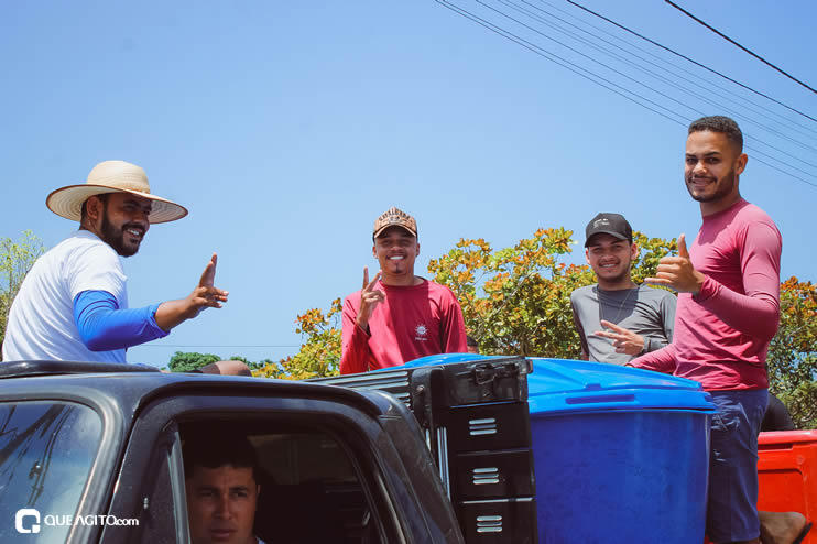 Canavieiras: Centenas de Cavaleiros e amazonas participaram da I Marcha Amigos de Ouricana 309