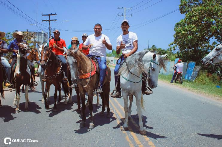 Canavieiras: Centenas de Cavaleiros e amazonas participaram da I Marcha Amigos de Ouricana 307