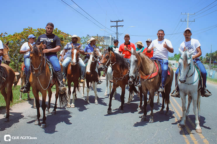 Canavieiras: Centenas de Cavaleiros e amazonas participaram da I Marcha Amigos de Ouricana 311