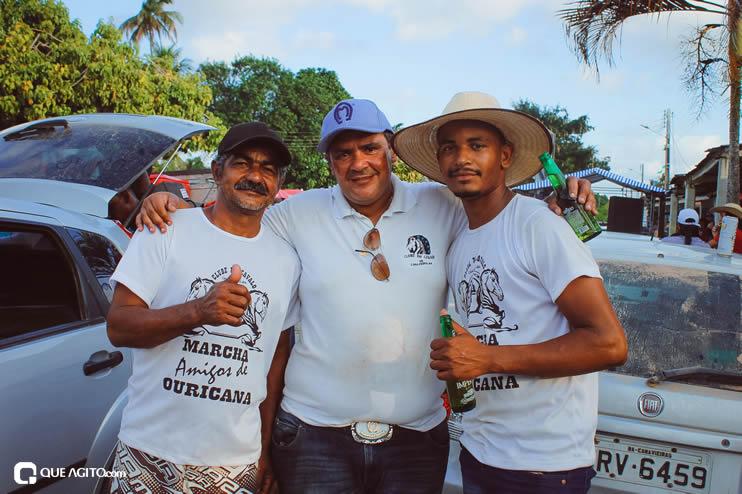 Canavieiras: Centenas de Cavaleiros e amazonas participaram da I Marcha Amigos de Ouricana 400