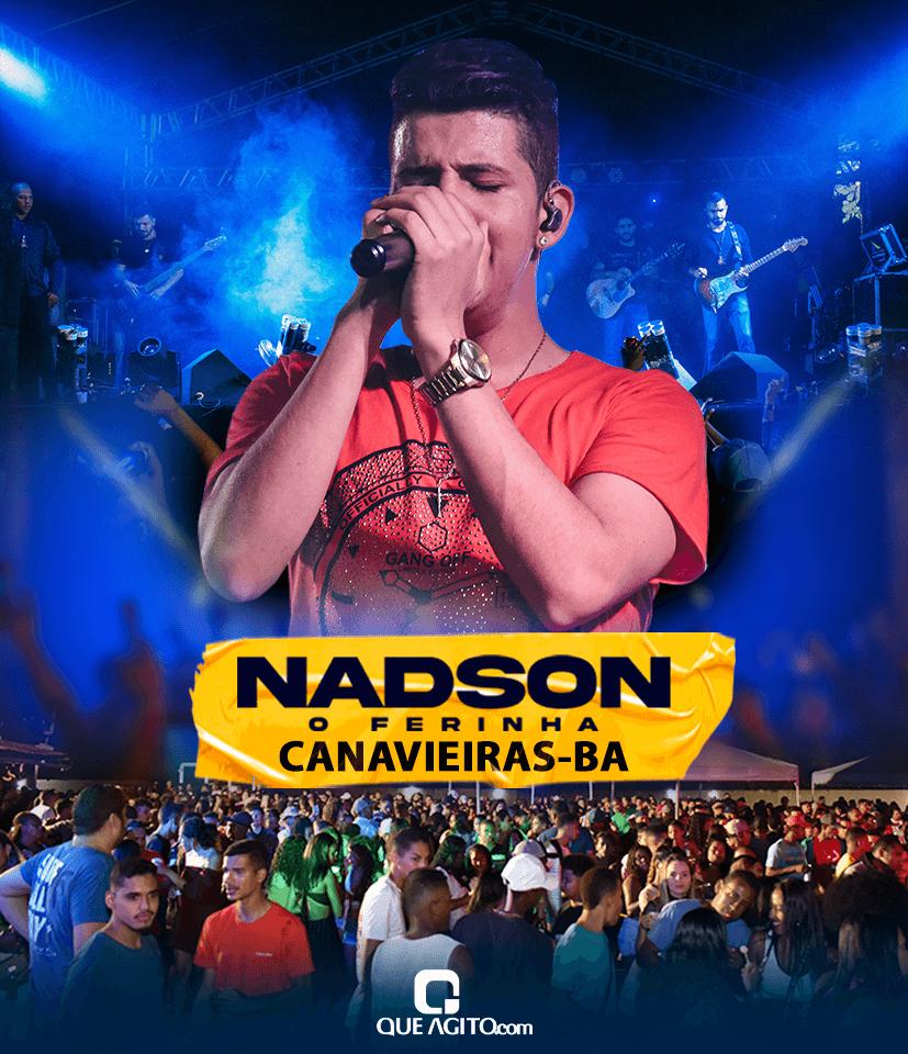 Retomada dos grandes eventos em Canavieiras contou com show de Nadson O Ferinha 31
