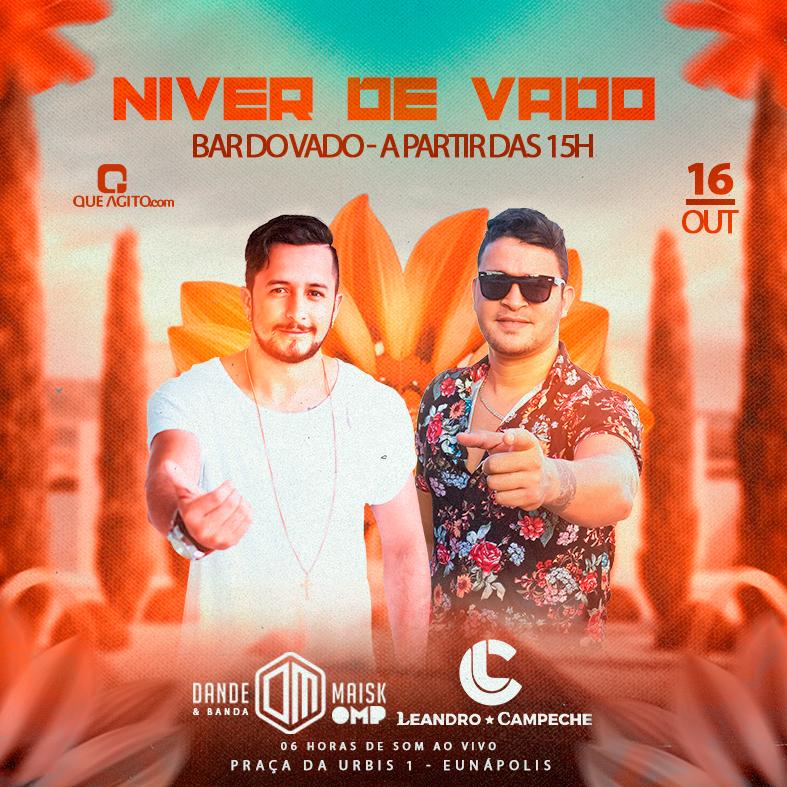 Niver de Vado com Dande Misk e OMP + Leandro Campeche - Eunápolis-BA 21