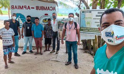 Prefeitura visita comunidades indígenas 37