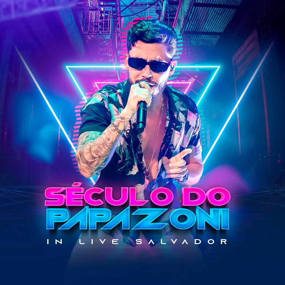 """""""Século do Papazoni"""" Novo álbum da Papazoni alcança 400 mil streams no site Sua Música 28"""