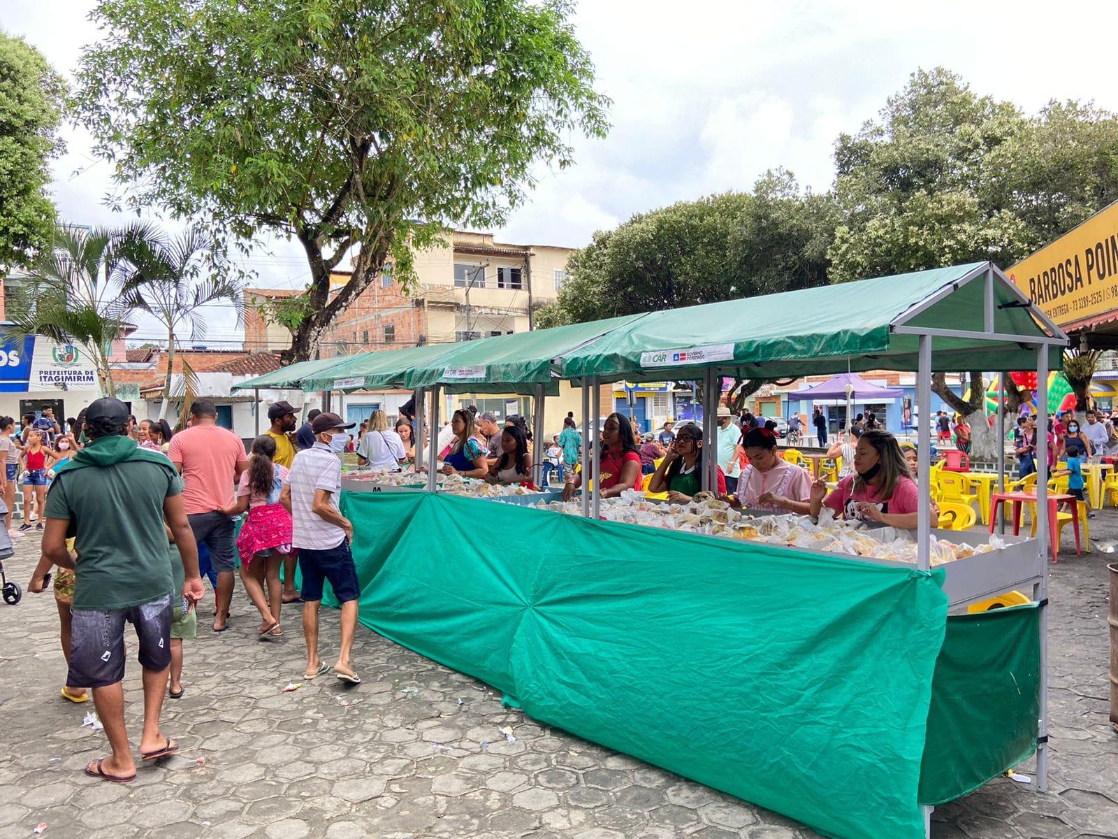 Evento É Dia de Brincar resgata brincadeiras tradicionais e já é considerado maior ação social de Dia das Crianças já realizada em Itagimirim 37