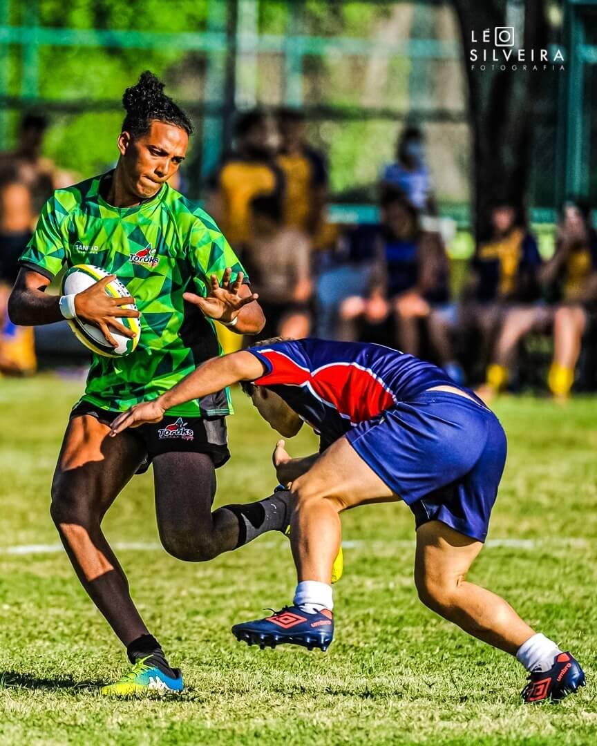 Atleta de Porto Seguro é convocado para Seleção Brasileira de Rugby 23
