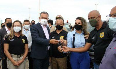 Eunápolis recebe investimentos em segurança pública após solicitações da prefeita Cordélia Torres ao Governo do Estado 33