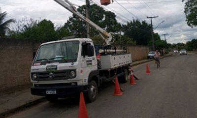 Prefeitura de Eunápolis substitui mais de 5 mil lâmpadas em projeto de modernização da iluminação pública 3