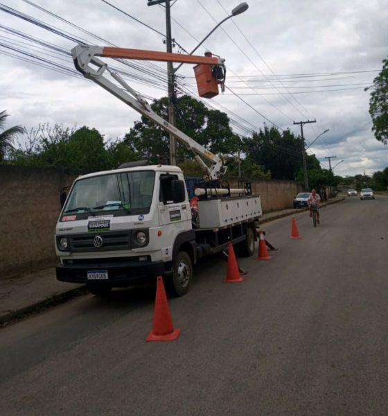 Prefeitura de Eunápolis substitui mais de 5 mil lâmpadas em projeto de modernização da iluminação pública 28