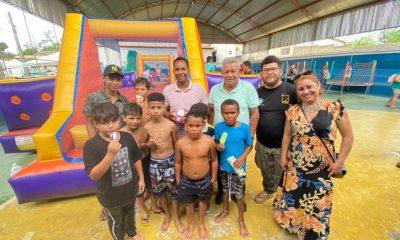 É Dia de Brincar em União Baiana encerra comemorações ampliadas do Dia das Crianças em Itagimirim 7