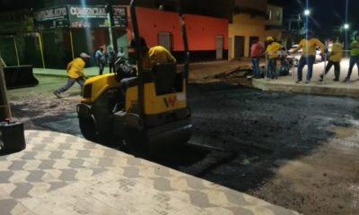 Tapa Buracos - Avança por toda cidade serviço de recuperação de ruas de Eunápolis 11