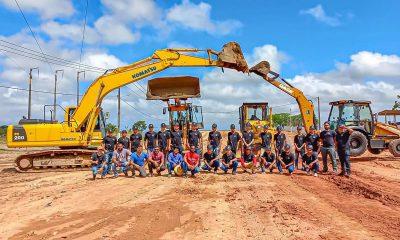 Prefeitura promove curso de Operação de Máquinas Agrícolas e Pesadas 48