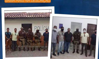 Prefeitura irá reformar postos da PM em Trancoso e Caraíva 29