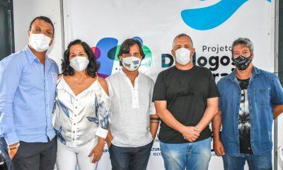 A Superintendência de Cultura de Porto Seguro lançou o Projeto Diálogos Culturais 14