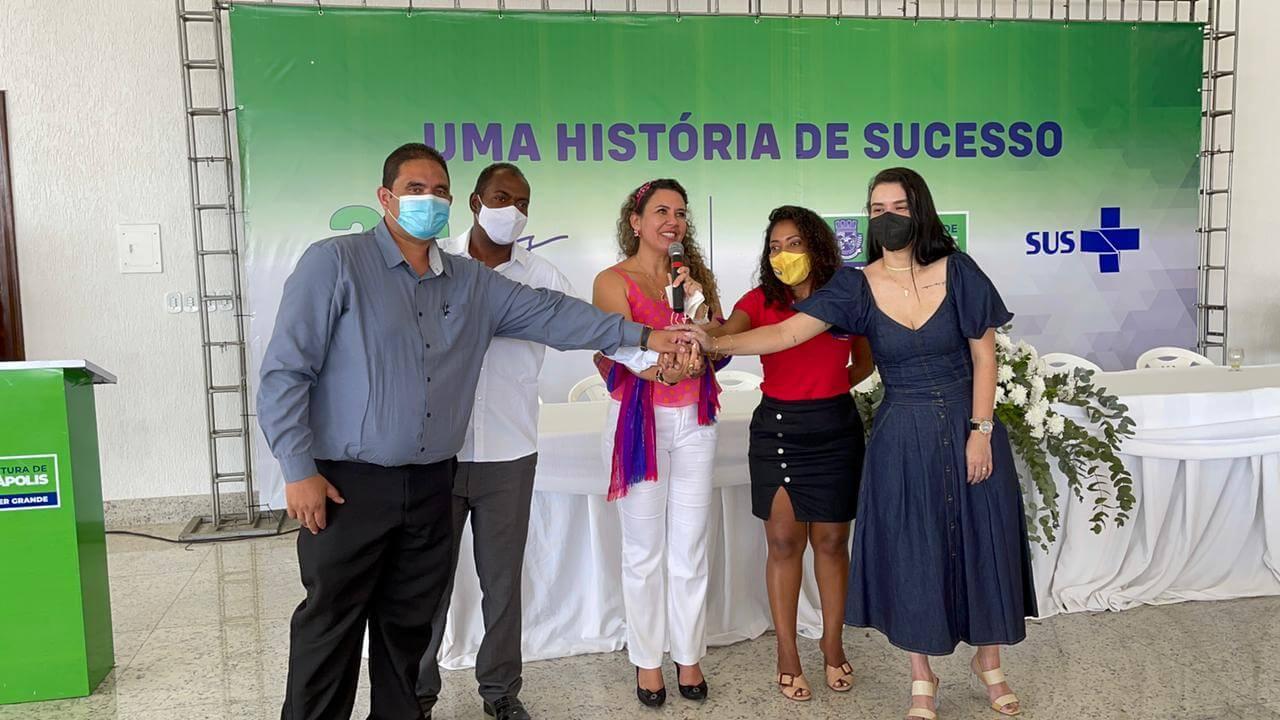 Evento com homenagens celebra Dia do Agente Comunitário de Saúde e de Combate às Endemias 21