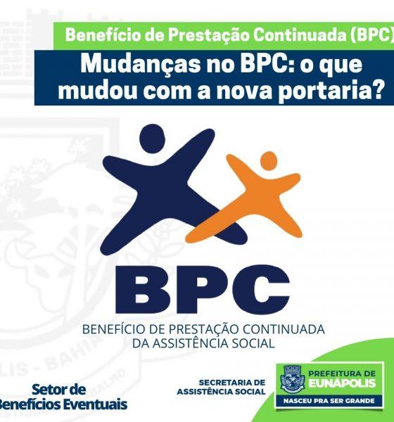 Secretaria de Assistência Social informa flexibilizações para beneficiários do BPC 21