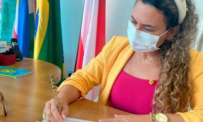 Prefeita Cordélia Torres tem agenda movimentada na semana que se inicia 40