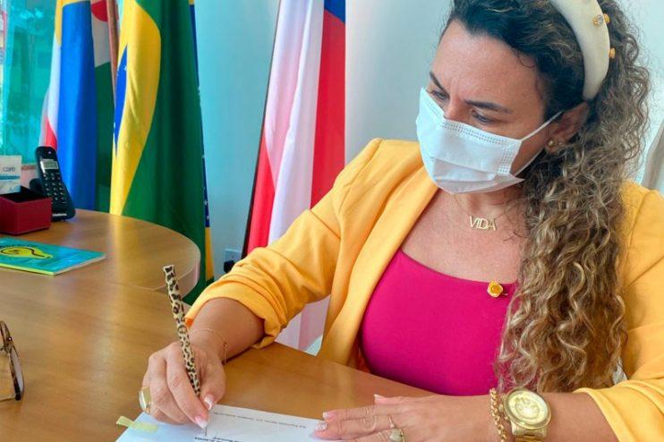 Prefeita Cordélia Torres tem agenda movimentada na semana que se inicia 21