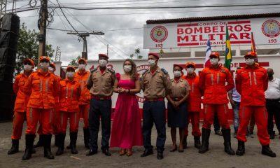 Prefeitura entrega Corpo de Bombeiros e REURB em dia de conquistas importantes para Eunápolis 10