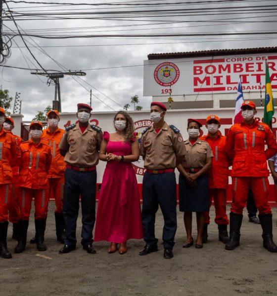 Prefeitura entrega Corpo de Bombeiros e REURB em dia de conquistas importantes para Eunápolis 48