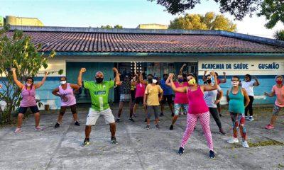 Secretaria de Esporte, Juventude, Cultura e Lazer disponibiliza treinos de ginástica funcional para população de Eunápolis 29
