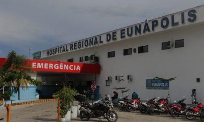 Hospital Regional de Eunápolis realiza mais de 7 mil atendimentos apenas no mês de setembro 43