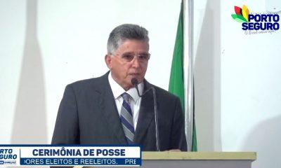 Prefeitura de Porto Seguro nega informação de renúncia de Jânio Natal para se candidatar a Deputado Estadual. 16