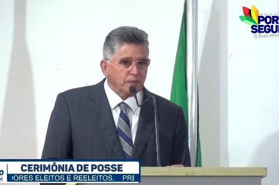 Prefeitura de Porto Seguro nega informação de renúncia de Jânio Natal para se candidatar a Deputado Estadual. 21
