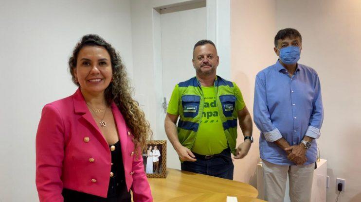 """""""Live com Cordélia"""" reforça compromisso da prefeita em aproximar poder público e comunidade 21"""