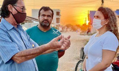 Prefeita Cordélia Torres visita obra de requalificação de ruas no bairro Juca Rosa 21