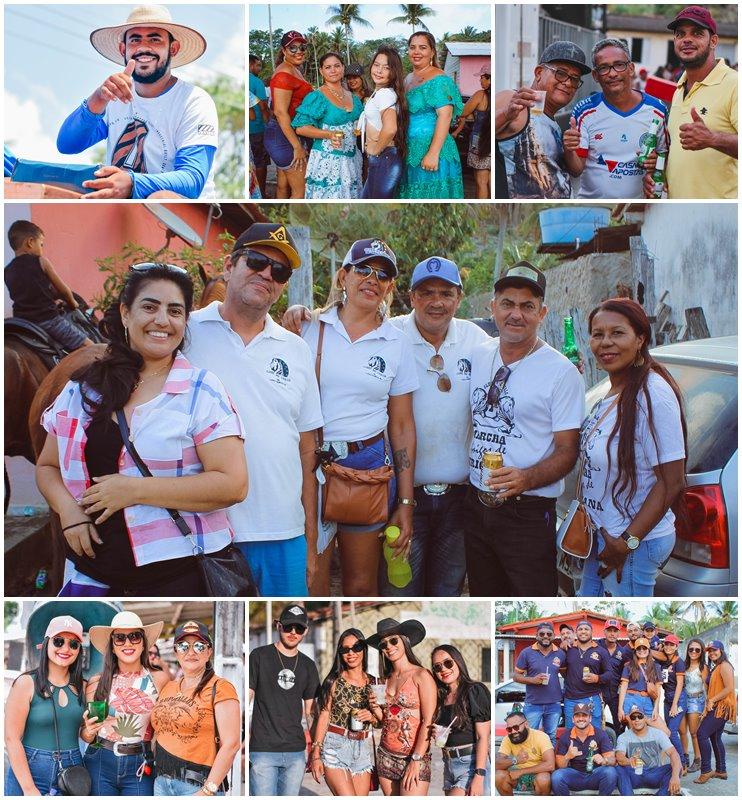 Canavieiras: Centenas de Cavaleiros e amazonas participaram da I Marcha Amigos de Ouricana 33
