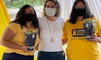 """Finalização do """"Setembro Amarelo"""" é marcada por homenagens e palestra de conscientização pela valorização da vida 25"""